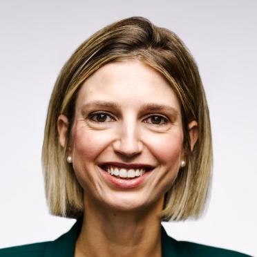 Geraldine Paulus, Associate at The Engine