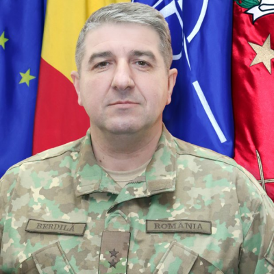 Major General Iulian Berdilă