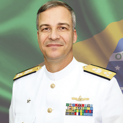 Vice Admiral José Augusto Vieira da Cunha de Menezes
