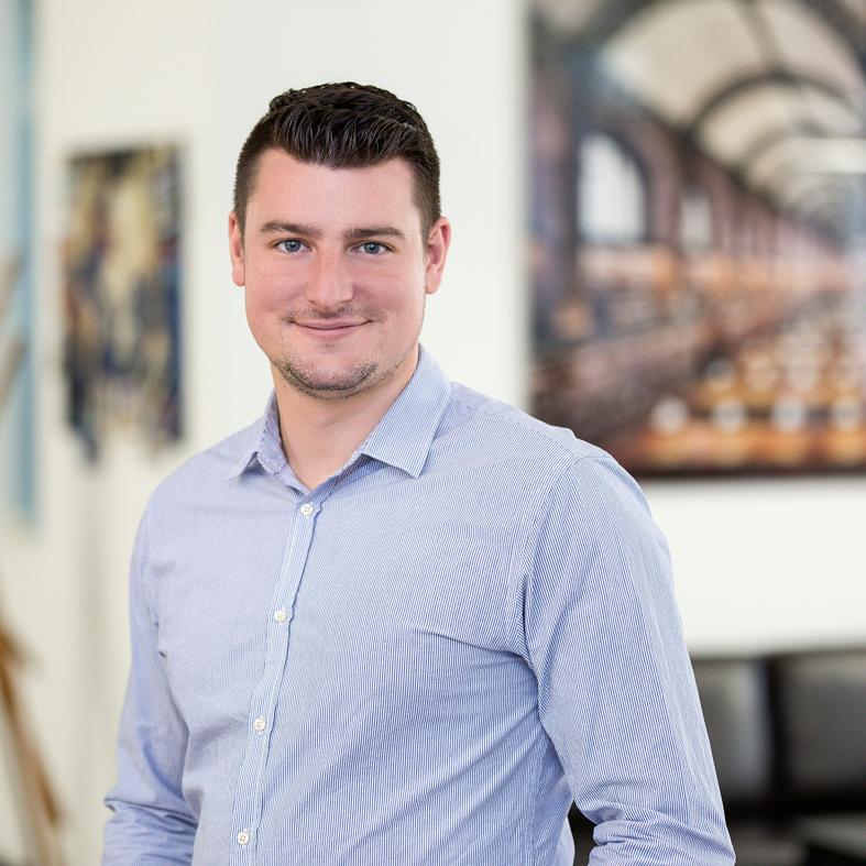 Nico Breidenbach, Senior Produktmanager at ysura GmbH, CRM & Solutions