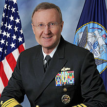 Vice Admiral Frank Pandolfe (Ret.), Former Assistant to the Chairman at Joint Chiefs of Staff (2015-2017)