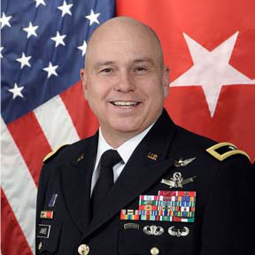 Brigadier General Tom L. James