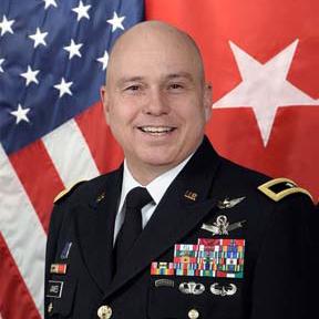 Brigadier General Tom L. James