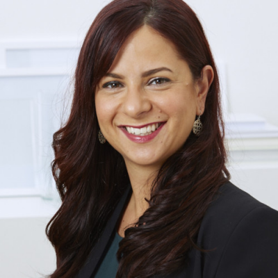 Iris Gregoriou, Assistant Vice President of Continuous Improvement at Manulife Investment Management
