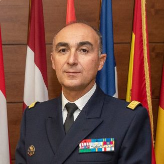 Rear Admiral Jean-Michel Martinet