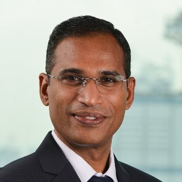 Mr Balaji Nadarajan, Head, Payments and Cash Management at ANZ Bank Singapore
