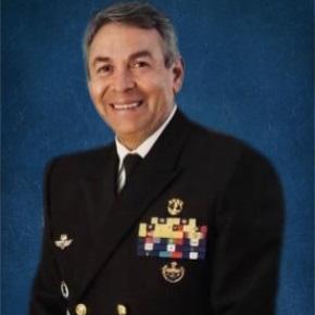 Rear Admiral Darwin Jarrín Cisneros