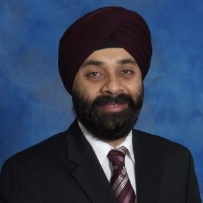 Charanjit Singh, Director, Shared Services at CRH Canada