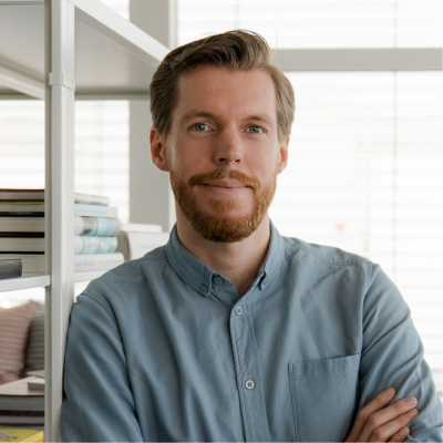 Christopher Riedel, Head of Digital at Ikea