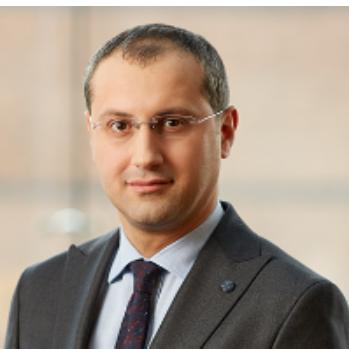 Sezgin Lule, Division Head of Enterprise Architecture at İŞBANK