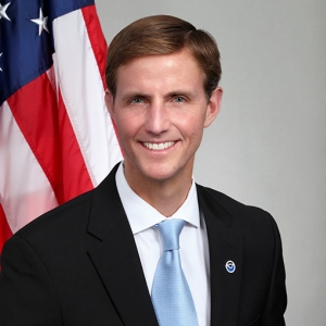 Rear Admiral (Ret.) Tim Gallaudet, Ph.D., USN, Assistant Secretary of Commerce for Oceans and Atmosphere and Deputy NOAA Administrator at National Oceanic and Atmospheric Administration