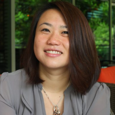 Cheryl Goh, Group VP of Marketing at Grab