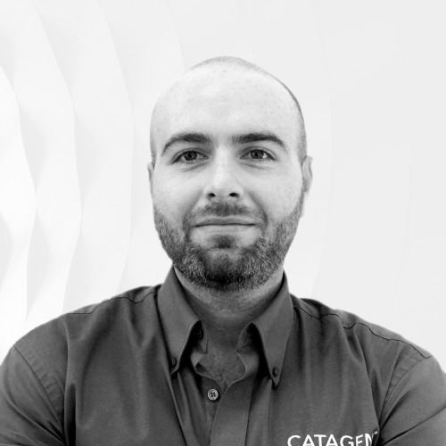 Mark Rathore, Field Emission Specialist at Catagen, UK