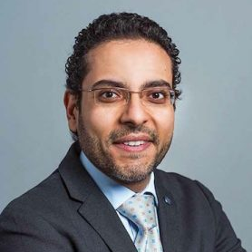 Wael Safwat, Head of Procurement, North America at Black & McDonald; Chair, Chartered Institute of Procurement & Supply, (CIPS) Canada