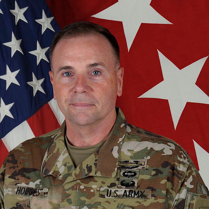 Lieutenant General Ben Hodges (Ret.)