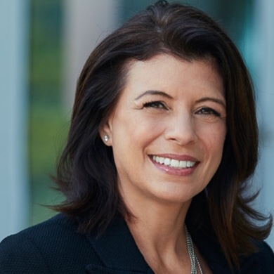 Terilyn Juarez Monroe, Chief People Officer and SVP of People, Places & Communications at Varian Medical Systems