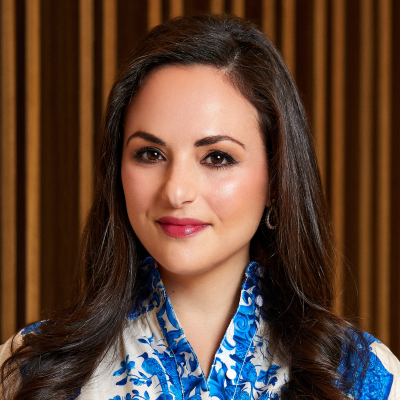 Emily Essner, CMO at Saks Fifth Avenue