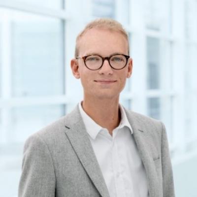 Dan Bøgsted Andersen, Global Head of Digital Health at Coloplast