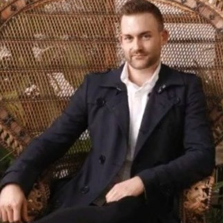 Jonathan Reynolds, Head of  Regulatory & Compliance at Charlotte Tilbury Beauty