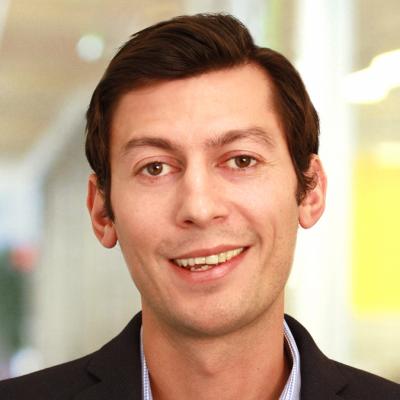 Ricky Alas, Digital Transformation Lead at Genentech