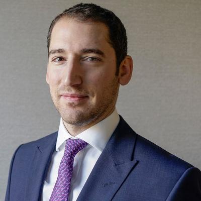 Raphael Stern, Head of ETF Portfolio Management, EMEA at Invesco