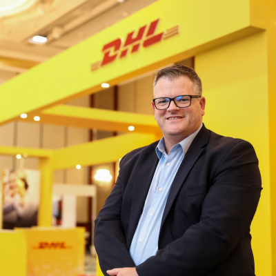 Scott Allison, President, Life Sciences & Healthcare Sector at DHL