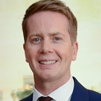 Peter Mulcahy, Global Vice President, Talent & Learning and Organisational Development at GSK