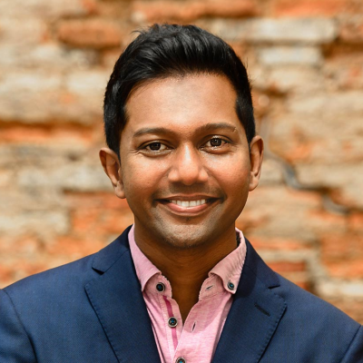 Vicknesh Pillay, Managing Partner at TNB Aura