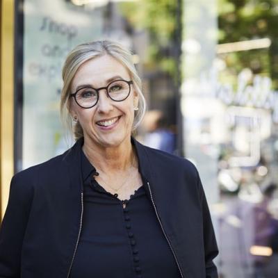 Annelie Gullström, Head of Business Development at AMF