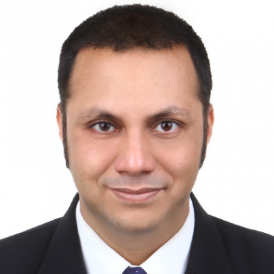 Mr Abhishek Singh, Chief Digital Officer at RGE Singapore