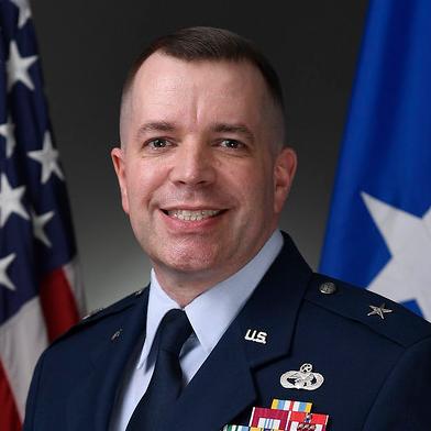 Brigadier General David Sanford