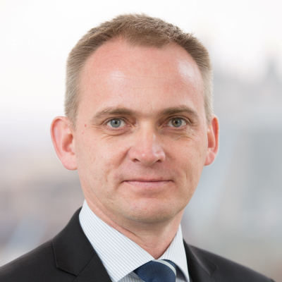 Anthony Woolley, MD, Chief Innovation Officer UK at Societe Generale