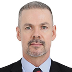 Bernard Creed, Senior Vice President Finance at Dubai Duty Free UAE