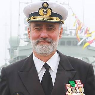 Vice Admiral Henrique Gouveia e Melo