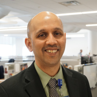 Viraj Patwardhan, Vice President, Digital Design & Consumer Experience at Thomas Jefferson University & Jefferson Health