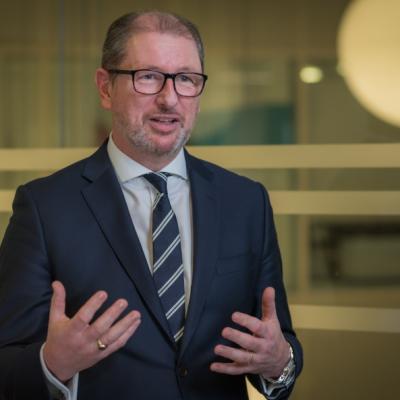 Paul Horlock, CEO at Pay.UK