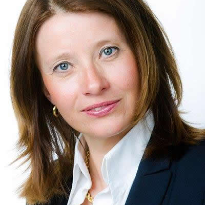 Bettina Rodenberg, Global Head of Tax at Beiersdorf AG