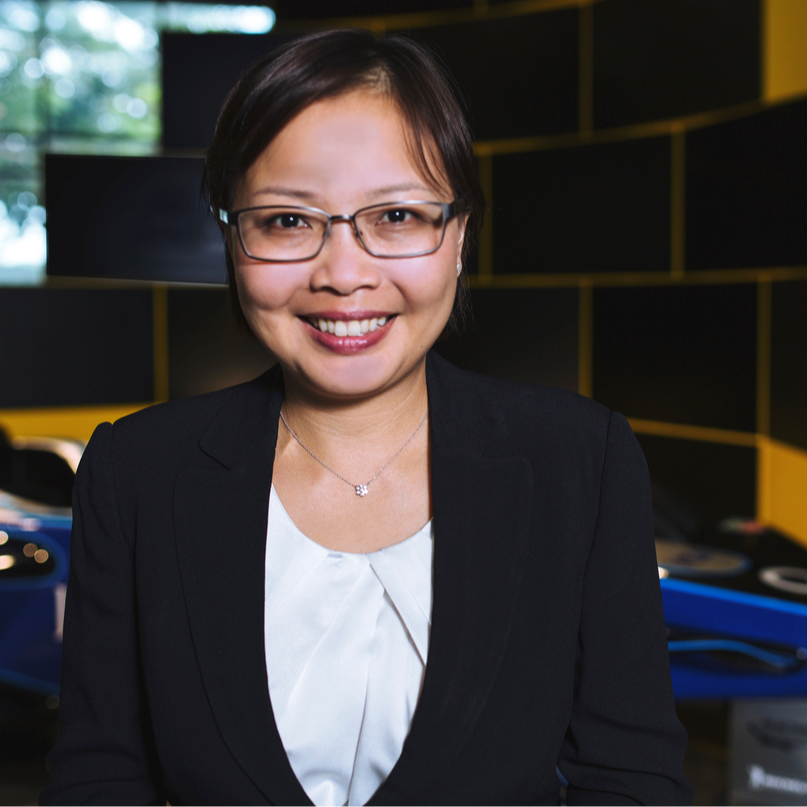 Pang Mei Yee, Vice President of Innovation, Solutions Delivery & Service Management – Asia Pacific at DHL