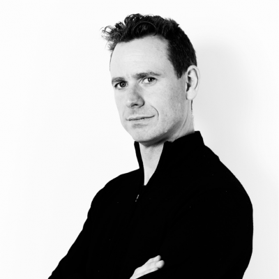 Matt Round, Chief Creative Officer at Tangerine