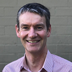 Colm Mooney, Executive Group Manager – Infrastructure and Health Support Services at Canberra Health Services