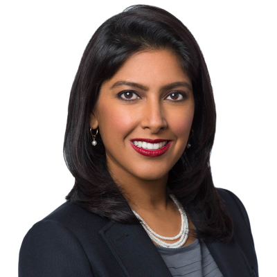 Brinda Balakrishnan, Group Vice President, Business and Corporate Development at BioMarin Pharmaceuticals