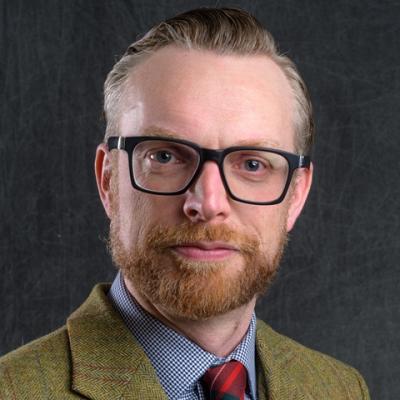 Iain MacInnes, Director at European Government, MAXAR