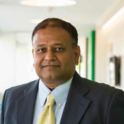 Chetan Makam, Global VP of Service at Terumo