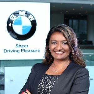 Preeti Gupta, Corporate Affairs Director at BMW Group Asia