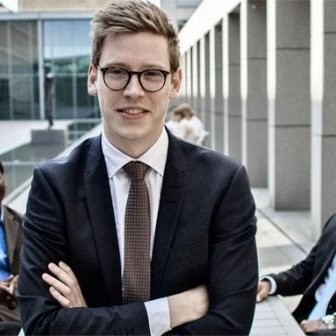Oliver Dahlstrøm, Chief Financial Officer at Maersk