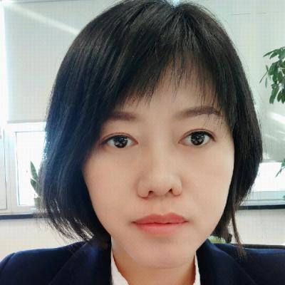 Sabrina Zhang, Finance Director at Pfizer