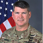 Colonel John M. Ferrell, Director, Directorate of Simulation at US Army Aviation Center of Excellence