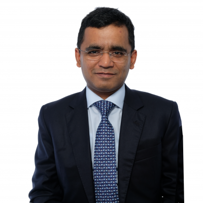 Jayanta Dasgupta, Head of Rates at HSBC