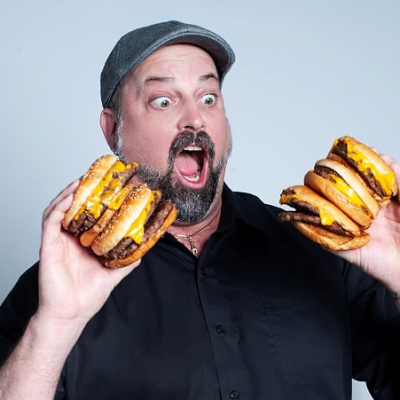 Rev Ciancio, Marketing and Chief Burger Officer at SinglePlatform