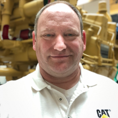 Kevin O'Brien, eCommerce Digital Product Manager, Digital Enabled Solutions Division at Caterpillar Inc